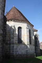Eglise Saint-Martin et Saint-Magne - Deutsch: Katholische Pfarrkirche Saint-Martin-et-Saint-Magne in Nangis im Département Seine-et-Marne (Île-de-France/Frankreich)