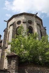 Hôtel-Dieu - Deutsch: Kapelle des Hôtel-Dieu in Provins