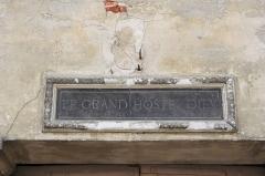Hôtel-Dieu - Deutsch: Hôtel-Dieu in Provins