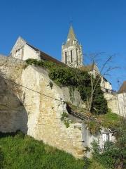 Eglise Saint-Maclou - Français:   Vue depuis le sud-ouest.