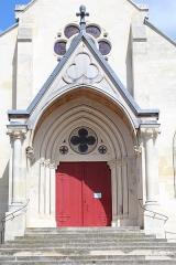 Eglise Saint-Maclou - Français:   Église Saint-Maclou de Conflans-Sainte-Honorine.