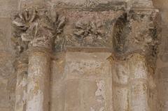 Eglise Saint-Léonard et Saint-Martin - Deutsch: Katholische Kapelle Saint-Léonard, ehemalige Pfarrkirche, in Croissy-sur-Seine im Département Yvelines (Île-de-France/Frankreich), Kapitelle