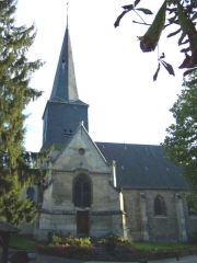 Eglise Sainte-Anne -  Église de L'Étang-la-Ville (Yvelines, France)