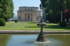 Ancien château de Madame du Barry - English:   Music Pavilion of Mme du Barry, Louveciennes, France