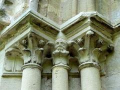 Eglise Saint-Etienne et ses abords - Français:   Église Saint-Étienne de Mareil-Marly - voir titre.