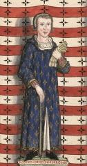 Abbaye - English: Robert of France