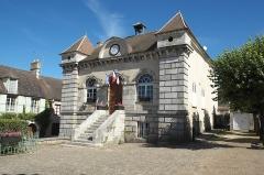 Bailliage - Deutsch: Bailliage (Rathaus) in Rochefort-en-Yvelines im Département Yvelines (Region Île-de-France/Frankreich)