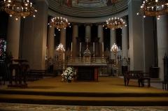 Eglise Saint-Louis -  Choeur de l'église de Saint Germain en Laye