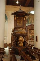 Eglise Saint-Louis -  Chaire de l'église de Saint Germain en Laye