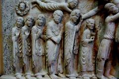 Eglise Saint-Louis - Deutsch: Kreuzabnahme in der katholischen Kirche Saint-Germain in Saint-Germain-en-Laye