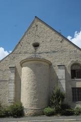 Eglise - Deutsch: Katholische Kirche Saint-Nom in Saint-Nom-la-Bretèche im Département Yvelines (Île-de-France/Frankreich)