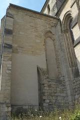 Eglise Saint-Pierre-aux-Liens - Deutsch: Katholische Pfarrkirche Saint-Pierre-aux-Liens (St. Petrus in Ketten) in Vaux-sur-Seine im Département Yvelines (Île-de-France/Frankreich)