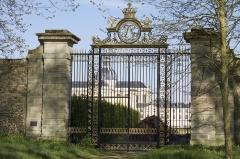 Domaine national : ancien potager du Roi et parc de Balbi -  Versailles