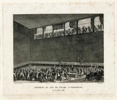 Domaine national : Salle du Jeu de Paume -