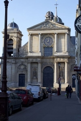 Eglise Notre-Dame - English: Versailles