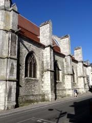 Eglise Saint-Basile - Français:   Église Saint-Basile d\'Étampes - voir titre.