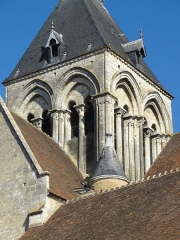 Eglise Saint-Basile - Français:   Clocher.