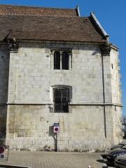 Eglise Saint-Basile - Français:   Sacristie.