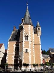 Hôtel de ville - Français:   Hôtel de ville - voir titre.