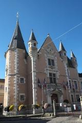 Hôtel de ville - Deutsch: Hôtel de Ville (Rathaus) in Étampes im Département Essonne (Île-de-France/Frankreich)