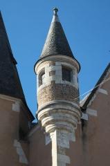 Hôtel de ville -  Hôtel de Ville (Rathaus) in Étampes im Département Essonne (Île-de-France/Frankreich)