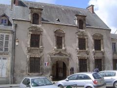 Maison dite de Diane de Poitiers - Français:   Étampes-Maison de Diane de Poitiers (1)