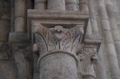 Eglise Notre-Dame - Deutsch:   Katholische Pfarrkirche Notre-Dame-de-l\'Assomption in La Ferté-Alais im Département Essonne (Île-de-France/Frankreich), Kapitelle