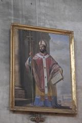 Eglise Notre-Dame - Deutsch:   Katholische Pfarrkirche Notre-Dame-de-l\'Assomption in La Ferté-Alais im Département Essonne (Île-de-France/Frankreich), Gemälde