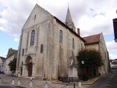 Eglise Notre-Dame - Français:   L\'église Notre-Dame-de-l\'Assomption de La Ferté-Alais (91)