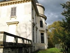Domaine de Méréville - Français:   Méréville (Essonne)_Château-3