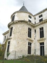 Domaine de Méréville - Français:   Méréville_(Essonne)_Château-4a