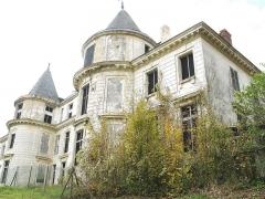 Domaine de Méréville - Français:   Méréville (Essonne)_Château-5