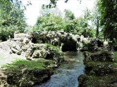 Domaine de Méréville - Français:   la Juine dans le domaine de Méréville