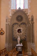 Eglise - English:  Reliquary-cenotaph of Saint Wulfram.