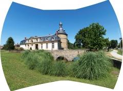 Château - Français:   Château de Sainte-Geneviève-des-Bois (Essonne, France)