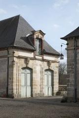 Château de la Grange - Deutsch: Château de la Grange in Yerres im Département Essonne (Île-de-France/Frankreich), Nebengebäude