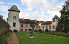 Maison d'Armande Béjart - Français:   Photographie du musée du côté du jardin