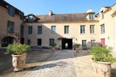 Maison d'Armande Béjart - Français:   La cour du musée