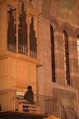 Cathédrale Sainte-Geneviève - Saint-Maurice - Cathédrale Sainte-Geneviève - Saint-Maurice de Nanterre (92); photo Benoît GUEUDET.