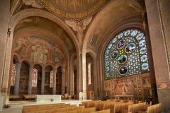 Cathédrale Sainte-Geneviève - Saint-Maurice - photo Benoît GUEUDET