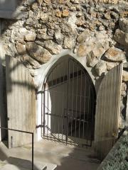 Cathédrale Sainte-Geneviève - Saint-Maurice - English: The Sainte-Geneviève chapel in Nanterre (Hauts-de-Seine, France).