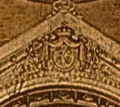 Eglise Saint-Pierre-Saint-Paul -  Image pour l'atelier graphique d'un blason.
