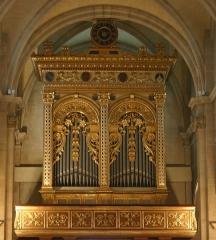 Eglise Saint-Pierre-Saint-Paul -  Eglise Saint Pierre Saint Paul - Rueil-Malmaison - orgue