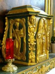 Eglise Saint-Jean-Baptiste - Mobilier de l'église - voir titre.