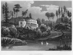 Domaine de Bellevue - English:   \'Les Colonnes\' at Bellevue, Meudon