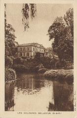 Domaine de Bellevue - English:   Les Colonnes Bellevue (Seine-et-Oise)