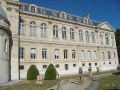 Domaine national de Saint-Cloud : ancienne école nationale de céramique - Français:   Sèvres - Musée national de Céramique - façade arrière sud