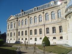 Domaine national de Saint-Cloud : ancienne école nationale de céramique - Français:   Sèvres - Musée national de Céramique - façade arrière nord