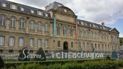 Domaine national de Saint-Cloud : ancienne école nationale de céramique - Français:   Musée National de Céramique à Sèvres