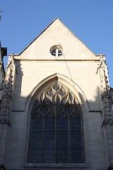 Eglise Saint-Médard - Deutsch:   katholische Pfarrkirche Saint-Médard im 5. Arrondissement von Paris